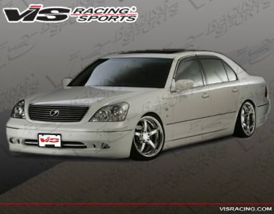 VIS Racing. - Lexus LS VIS Racing ACT Side Skirts - 07LXLS44DACT-004