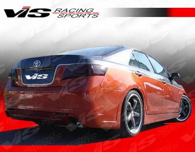 VIS Racing - Toyota Camry VIS Racing VIP-2 Side Skirts - 07TYCAM4DVIP2-004