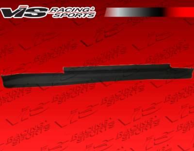 VIS Racing - Infiniti G37 VIS Racing Zelda Side Skirts - 08ING372DZEL-004