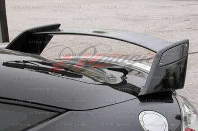 AIT Racing - Mitsubishi Eclipse AIT Racing Blackout Style B-Magic Carbon Wing - ME06BMBKORW