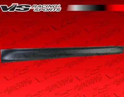 VIS Racing - Suzuki SX4 VIS Racing Fuzion Side Skirts - 08SZSX4DFUZ-004