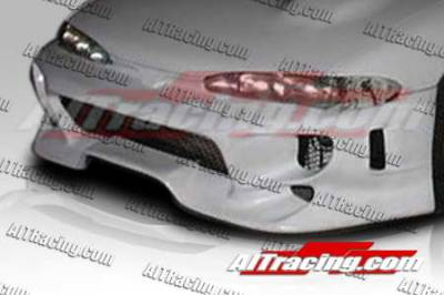 AIT Racing - Mitsubishi Eclipse AIT Racing Combat Style Front Bumper - ME92HICBSFB