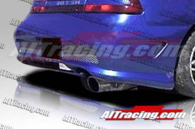 AIT Racing - Mitsubishi Eclipse AIT Racing Combat Style Rear Bumper - ME92HICBSRB