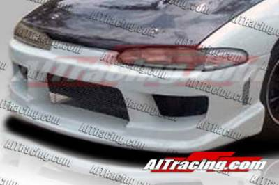 AIT Racing - Mitsubishi Eclipse AIT Racing Drift Style Front Bumper - ME92HIDFSFB