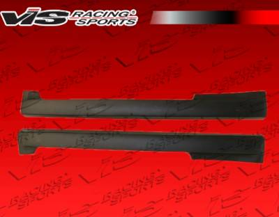 VIS Racing - Scion tC VIS Racing Jet speed Side Skirts - 11SNTC2DJET-004