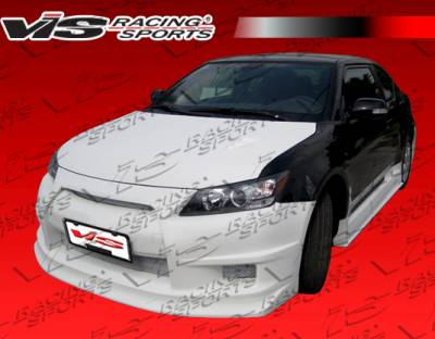 VIS Racing - Scion tC VIS Racing R35 Side Skirts - 11SNTC2DR35-004