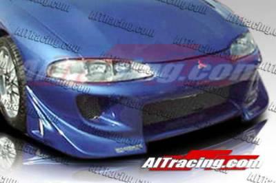 AIT Racing - Mitsubishi Eclipse AIT Racing BZ Style Front Bumper - ME95HIBZSFB
