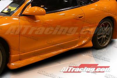 AIT Racing - Mitsubishi Eclipse AIT Racing VS Style Side Skirts - ME95HIVSSSS