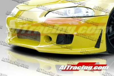 AIT Racing - Mitsubishi Eclipse AIT Racing Zen Style Front Bumper - ME95HIZENFB
