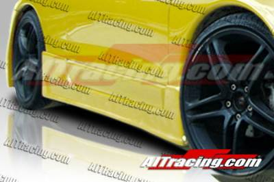 AIT Racing - Mitsubishi Eclipse AIT Racing Zen Style Side Skirts - ME95HIZENSS