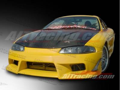 AIT Racing - Mitsubishi Eclipse BMagic Ace Series Front Bumper - ME97BMACEFB