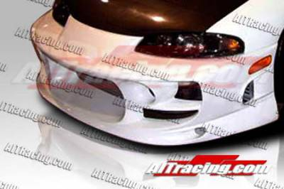 AIT Racing - Mitsubishi Eclipse AIT Racing BMX Style Front Bumper - ME97HIBMXFB