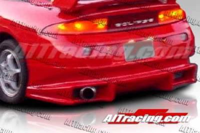 AIT Racing - Mitsubishi Eclipse AIT Racing BMX Style Rear Bumper - ME97HIBMXRB