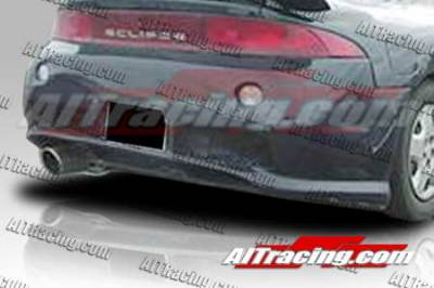 AIT Racing - Mitsubishi Eclipse AIT Racing Combat Style Rear Bumper - ME97HICBSRB