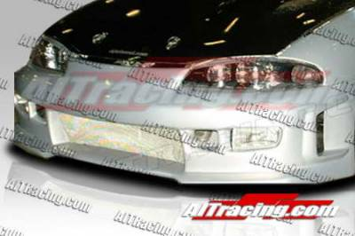 AIT Racing - Mitsubishi Eclipse AIT Racing REV Style Front Bumper - ME97HIREVFB