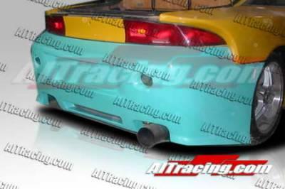 AIT Racing - Mitsubishi Eclipse AIT Racing REV Style Rear Bumper - ME97HIREVRB