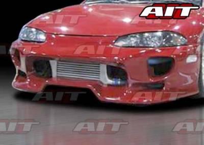 AIT Racing - Mitsubishi Eclipse AIT VS Bomb Style Front Bumper - ME97HIVSBFB
