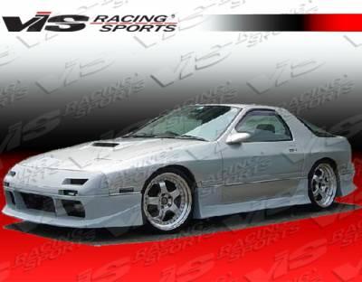 VIS Racing - Mazda RX-7 VIS Racing Venus Side Skirts - 86MZRX72DVEN-004