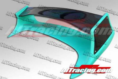 AIT Racing - Mitsubishi Lancer AIT Racing VS Style Rear Wing - MEVO03BMVSSRW
