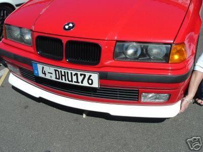 Custom - Front Lip E36 non-M3