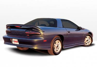 VIS Racing - Chevrolet Camaro VIS Racing F-1 Right Side Skirt - 890076R