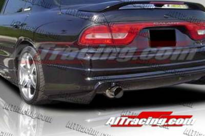 AIT Racing - Mitsubishi Galant AIT Racing VS Style Rear Bumper - MG94HIVIRRB