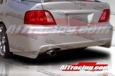 AIT Racing - Mitsubishi Galant AIT Racing VIR-2 Style Rear Bumper - MG99HIVIR2RB