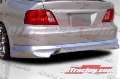 AIT Racing - Mitsubishi Galant AIT Racing VIR Style Rear Bumper - MG99HIVIRRB
