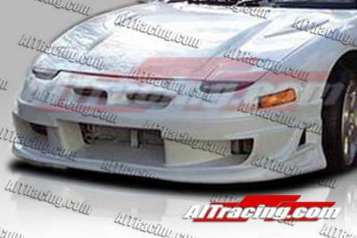 AIT Racing - Mitsubishi 3000GT AIT Racing BMX Style Front Bumper - MGT91HIBMXFB