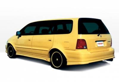 VIS Racing - Honda Odyssey VIS Racing Custom Right Side Skirt - 890120R