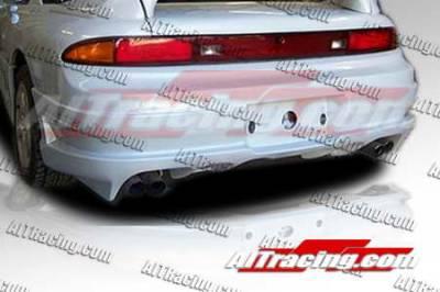 AIT Racing - Mitsubishi 3000GT AIT Racing BMX Style Rear Bumper - MGT91HIBMXRB