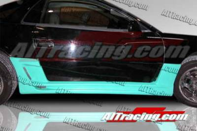 AIT Racing - Mitsubishi 3000GT AIT Racing BMX Style Side Skirts - MGT91HIBMXSS