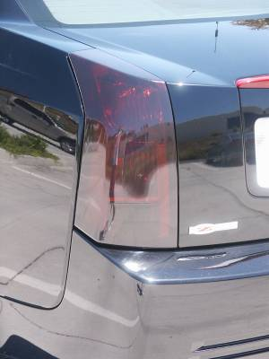Custom - Smoked Taillight Overlays