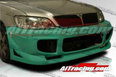 AIT Racing - Mitsubishi Lancer AIT Racing Apex Style Front Bumper - ML02HIAPXFB