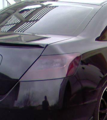 Custom - Smoked Tail light Overlays