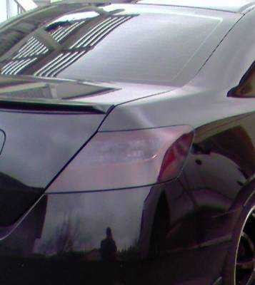 Custom - Smoked Taillight Overlays