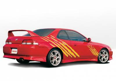 Wings West - Honda Prelude Wings West Racing Series Side Skirts - Left & Right - 890204L&R
