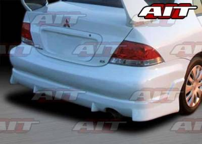 AIT Racing - Mitsubishi Lancer AIT FF3 Style Rear Bumper - ML04HIFF3RB