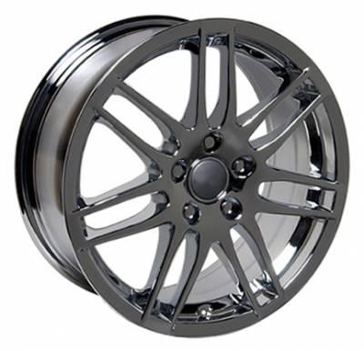 Custom - 18 Inch RS4 Style Wheels - Audi 4 Wheel Package