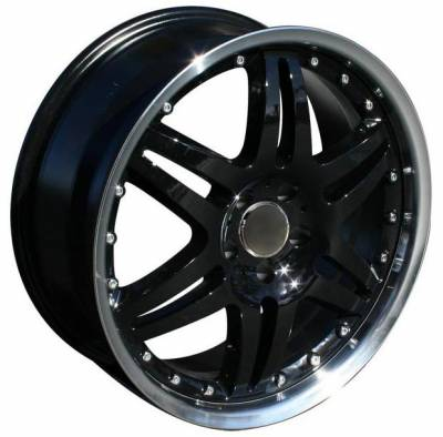 Custom - 19 Inch Hyper Black - Audi 4 Wheel Package