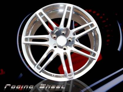 Custom - 19 Inch RS4 Style - Audi 4 Wheel Package
