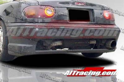 AIT Racing - Mazda Miata AIT Racing Wize Style Rear Bumper - MM90HIWIZRB
