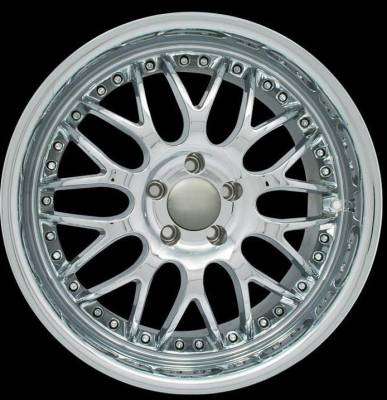 Custom - 19 Inch BBS Dish - Audi 4 Wheel Package