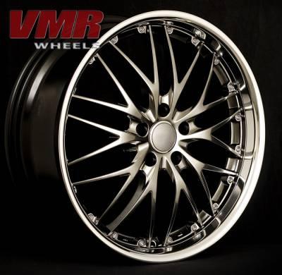Custom - 19 Inch VMR Style - Audi 4 Wheel Package