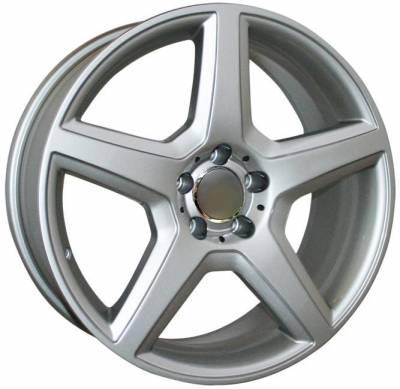 Custom - 19 Inch Hyper Silver - Audi 4 Wheel Package