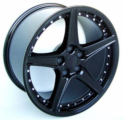 Custom - Saleen R Style Wheel - Mustang 18 Inch 4 Wheel Package