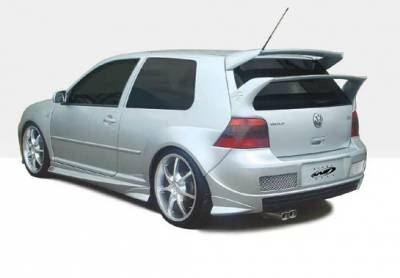 VIS Racing - Volkswagen Golf GTI VIS Racing G-Spec Left Side Skirt - 890711L