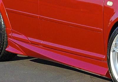 VIS Racing - Volkswagen Jetta VIS Racing J-Spec Right Side Skirt - 890762R