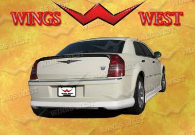 Wings West - Chrysler 300 Wings West VIP Side Skirts - Left & Right - 890877L&R