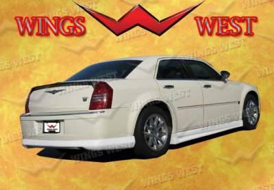 VIS Racing - Chrysler 300 VIS Racing VIP Right Side Skirt - 890877R